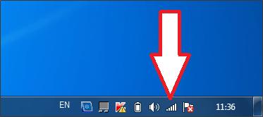 иконка WiFi сети