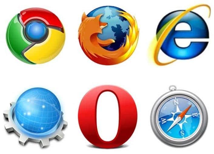 Откройте браузер