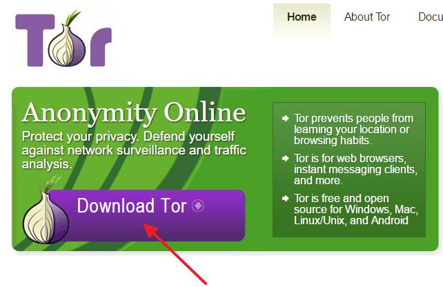 загрузка TOR Browser